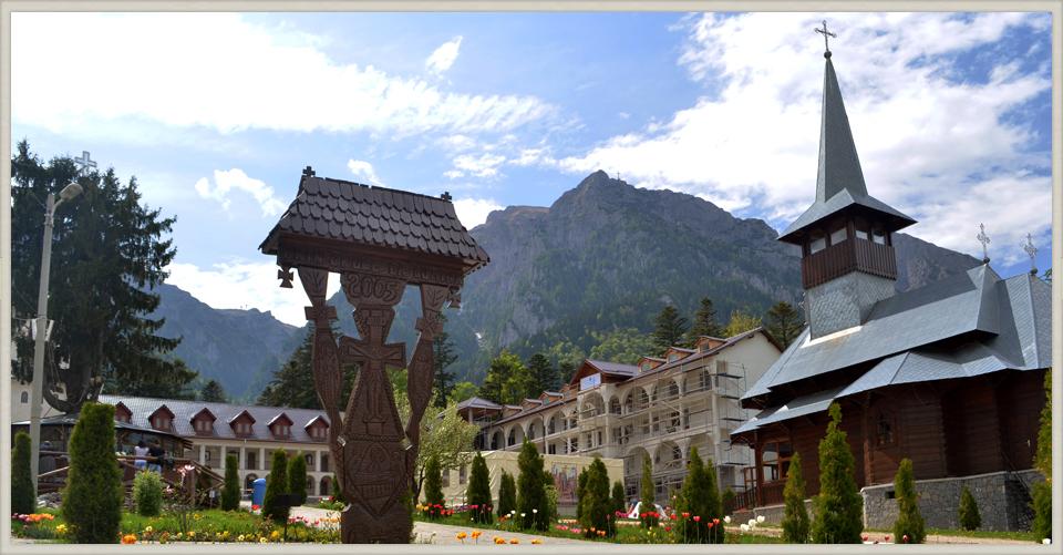 Mănăstirea Caraiman, un popas de suflet