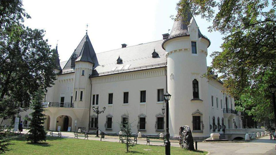 Castelul Karolyi, Peleșul din Maramureș