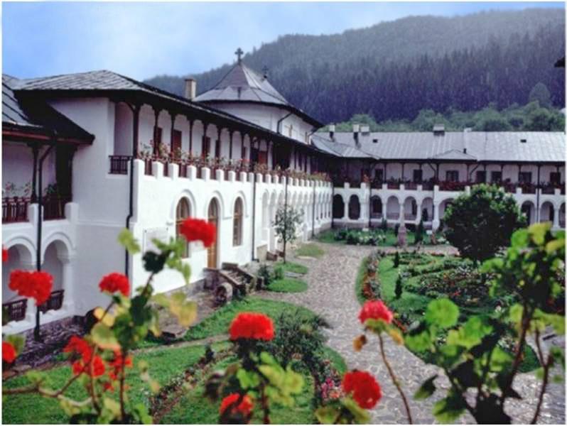 Mănăstirea Agapia, lăcașul dragostei creștine