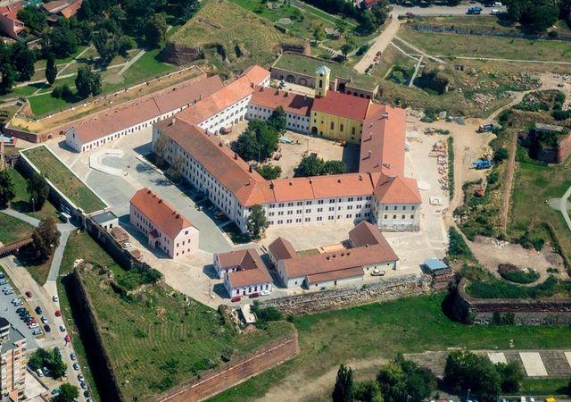 Cetatea Oradea, steaua cu o istorie legendară