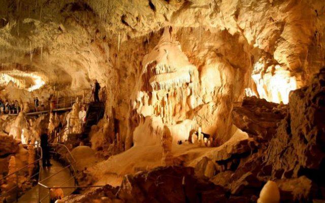Cea mai vizitată peșteră din România